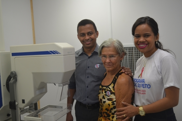Projeto Amigos do Peito já atendeu 6 mil mulheres no Piauí