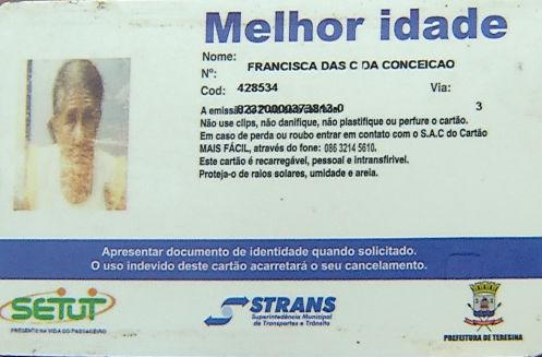 Francisca da Conceição (Crédito: Rede Meio Norte)