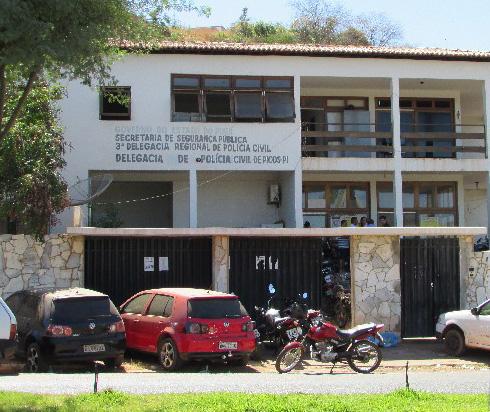 Delegacia Regional de Picos (Crédito: Grande Picos)