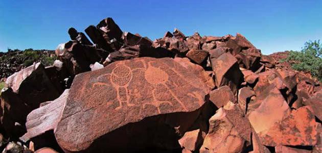 Estruturas de pedras podem mudar história da humanidade
