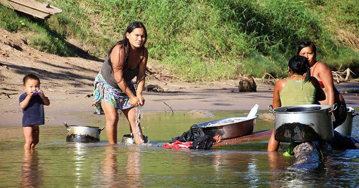Aldeias indígenas (Crédito: Reprodução)