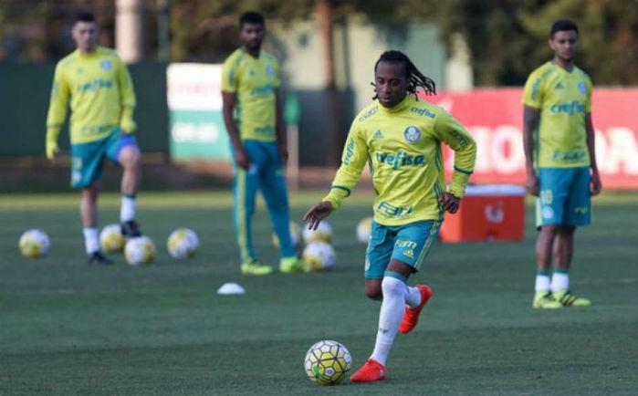 Arouca não poderá defender as cores do Palmeiras nos próximos 30 dias