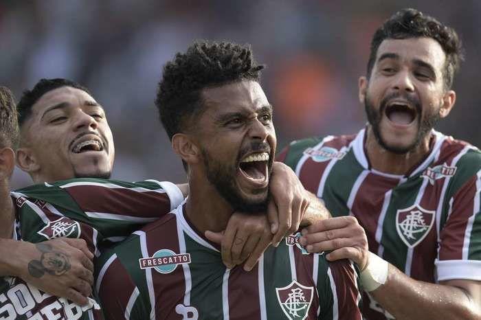 Carlos Alberto faz golaço, mas Fluminense vence  (Crédito: Reprodução)
