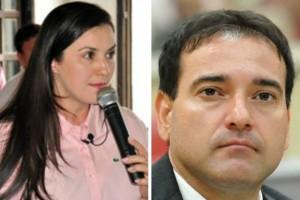Rosani teve como financiador de sua campanha o cunhado Marcos (Crédito: Divulgação)