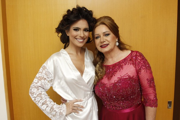 Kamilla Salgado e Eliéser  (Crédito: Celso Tavares/EGO)