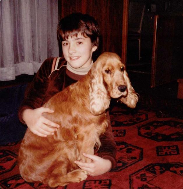 1982 – Em casa
