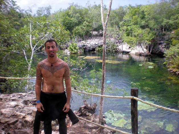 2009 – Mergulhando no México