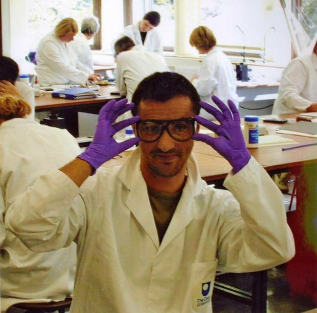 2004 – Estudando ciências naturais