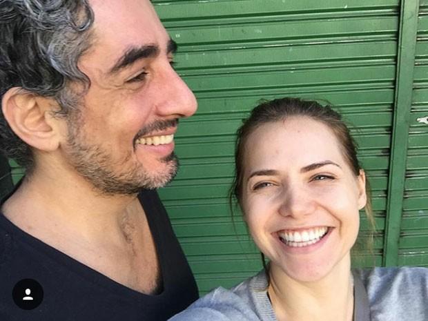 Letícia Colin e Michel Melamed (Crédito: Reprodução)
