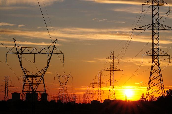 Linhas de transmissão de energia do sistema elétrico nacional (Crédito: Reprodução)