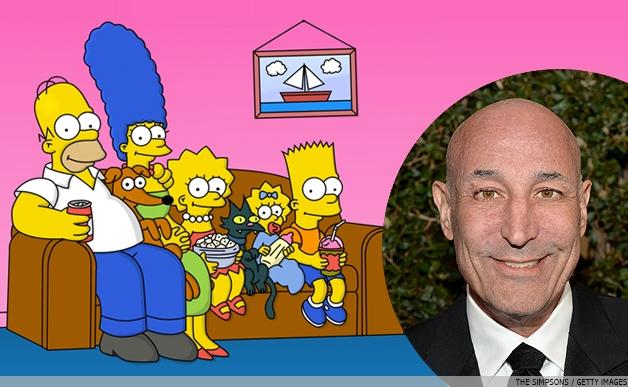 """Sam Simon é um dos criadores de """"Os Simpsons"""""""