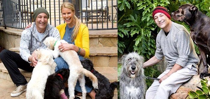 Sam Simon decidiu abrir mão de sua fortuna para proteger animais