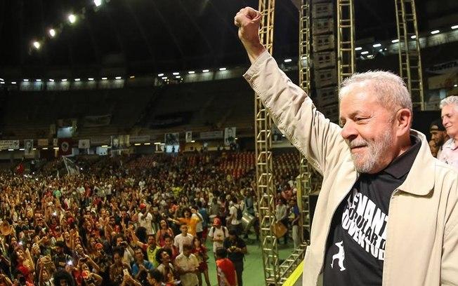 Ex-presidente Luís Inácio Lula da Silva criticou cortes no Bolsa Família (Crédito: Ricardo Stuckert/Divulgação  )
