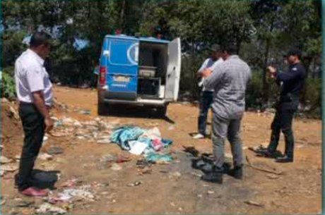 Corpo de recém-nascido é encontrado em lixão na Bahia (Crédito: Reprodução)