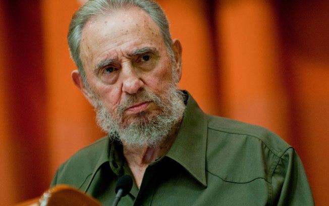 Fidel Castro (Crédito: iG)
