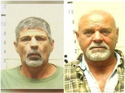 Higdon e McLellan (Crédito: Divulgação/Tipton County Sheriff)