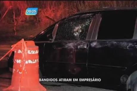 Empresário é assassinado a tiros após sair de condomínio no Rio (Crédito: Reprodução)