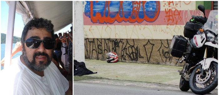 Assessor da primeira-dama de SP é morto com tiro durante assalto (Crédito: Reprodução)
