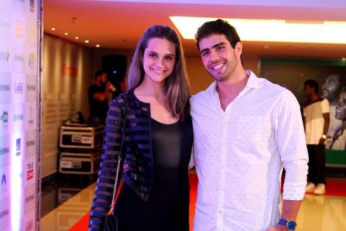 Juliana Paiva e Juliano Laham