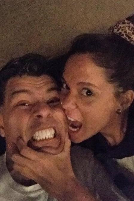 Shay Dufau é a nova namorada de Mattar (Crédito: Reprodução/ Instagram)