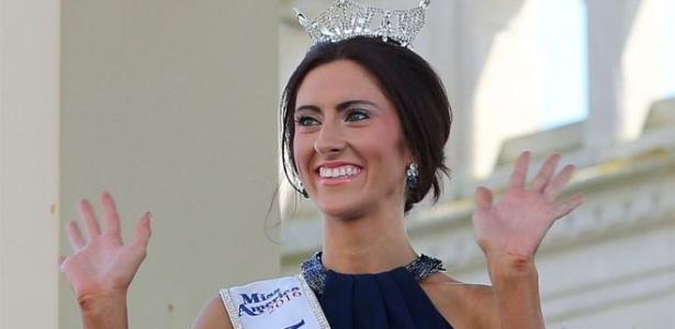 Concurso para Miss EUA tem a primeira candidata lésbica (Crédito: reprodução)