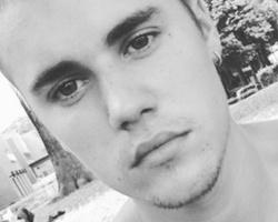 b6330224c1b2e Fã que pagou a conta de Justin Bieber é ex-morador de rua