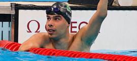 Daniel Dias vence os 200 m livre e leva sua 11º medalha de ouro
