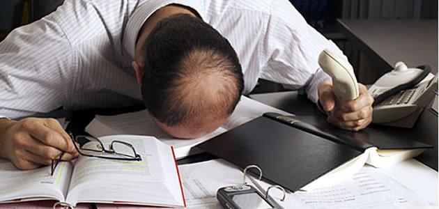 10 sinais que provam que você está estressado