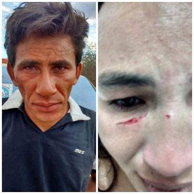 Polícia Militar prende homem por agrediar sua irmã