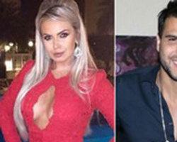 Veridiana se declara para noivo de Nicole Bahls em rede social