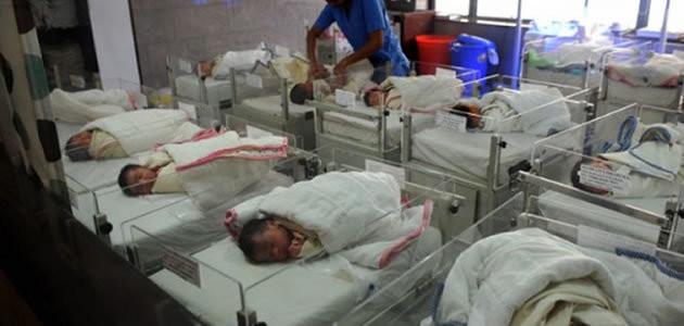 """""""Fazenda de bebês"""" é descoberta pela polícia"""