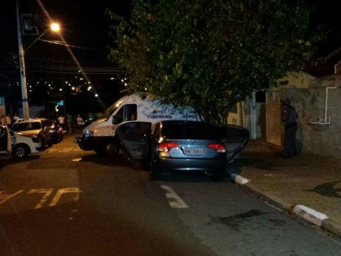 Chacina em Campinas deixa 12 mortos (Crédito: ustavo Biano / EPTV))
