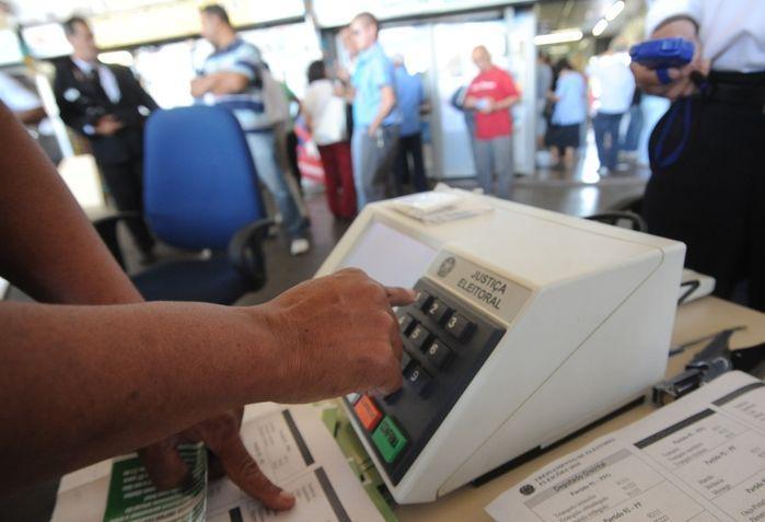 Tribunal Superior Eleitoral (TSE) ainda não havia divulgado balanço oficial