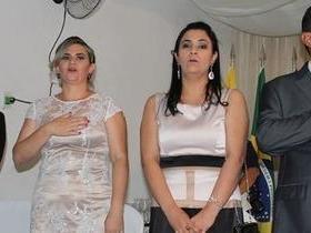 Prefeito, vice e veradores são empossados em Alegrete do Piauí