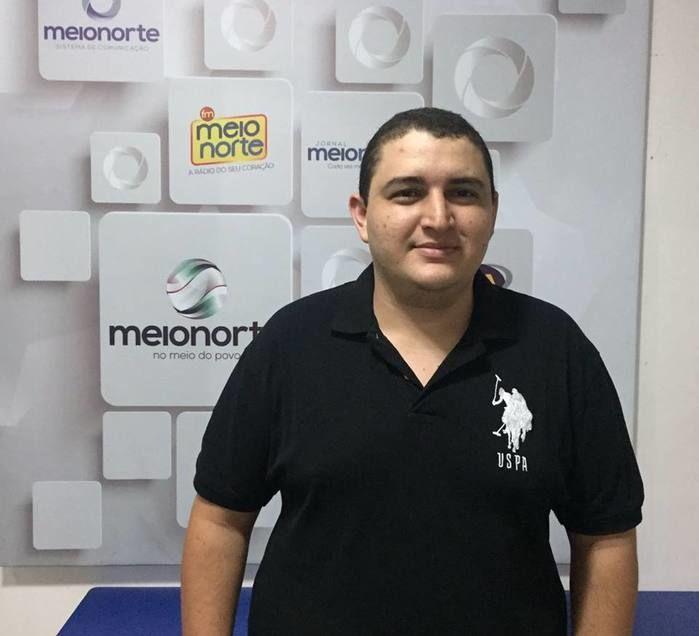 Guilherme de Sousa Matos (Crédito:  Waldelúcio Barbosa)