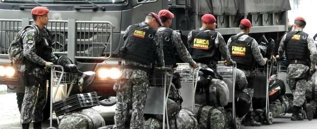 Força Nacional é acionada para reforçar segurança nos presídios