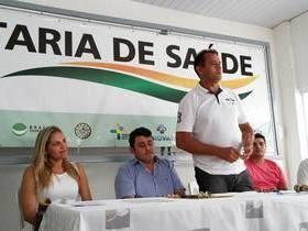Prefeito Marcos enrique Empossa Secretários em Morro do Chapéu