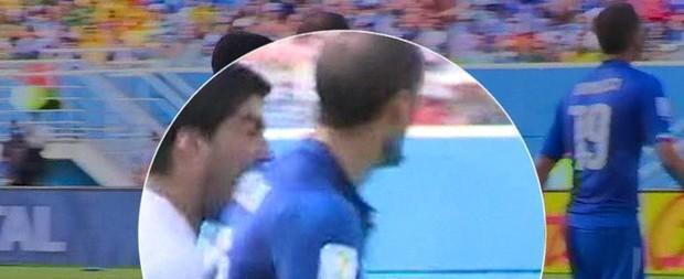 Suárez não foi à evento da Fifa por punição de mordida na Copa