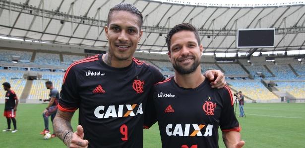 Guerrero e Diego são as referências de grandes contratações
