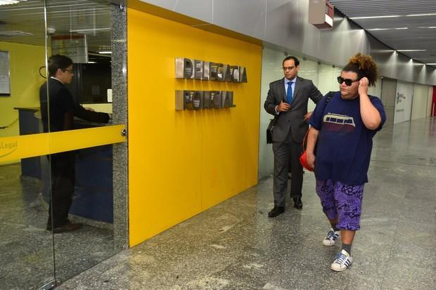 Gominho foi acusado de roubo  (Crédito: Ego)