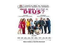 Filme: Que mal eu fiz a Deus?