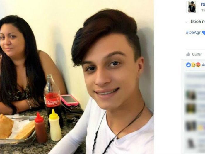 Mãe muda versão e diz que 3 jovens mataram seu filho