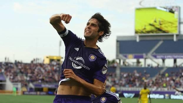 Kaká recebeu consulta do Coritiba e, a princípio, descartou a possibilidade (Crédito: Reprodução)