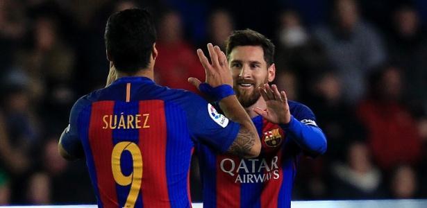 """Para Pere Gratacós, """"Messi não seria tão bom sem seus companheiros"""" (Crédito: AP Photo)"""