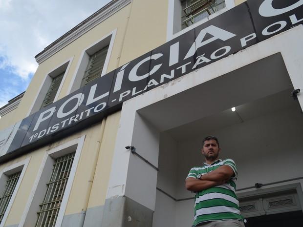 Pai de Joaquim esteve em Ribeirão Preto para conversar com a polícia