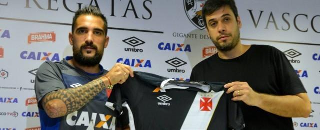 Vasco inicia processo com patrocinador e tem previsão de R$ 25 mi