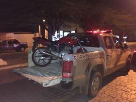 Força Tática Paulistana, recupera em menos 48 horas moto furtada
