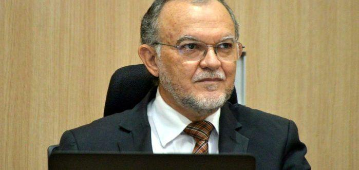Olavo Rebelo, presidente do TCE-PI (Crédito: Divulgação TCE)