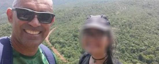 Artista plástico morre após cair de penhasco enquanto fazia selfie