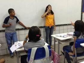 Curso de Libras é ofertado para educadores da SEMEC em Teresina